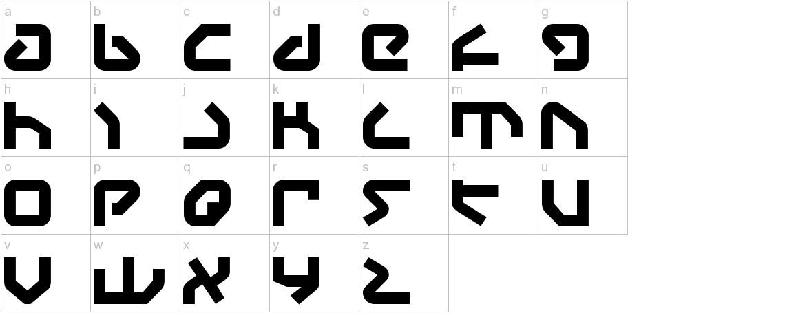 Yahren lowercase