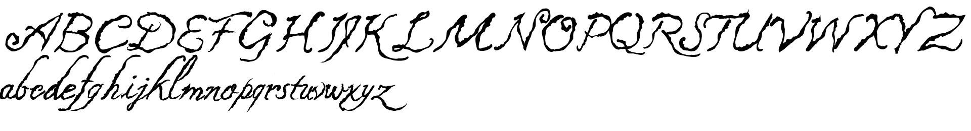 Caligraf 1435 Italic