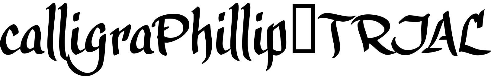 calligraPhillip_TRIAL