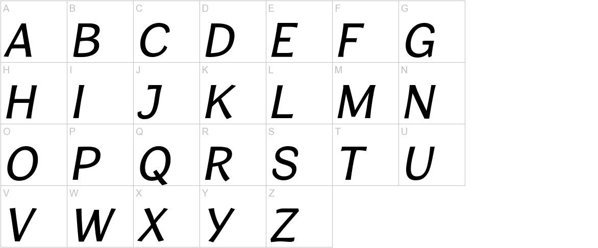 CardiganTitlingRg-Italic uppercase