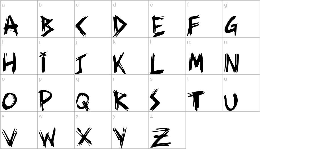 ziperhead lowercase