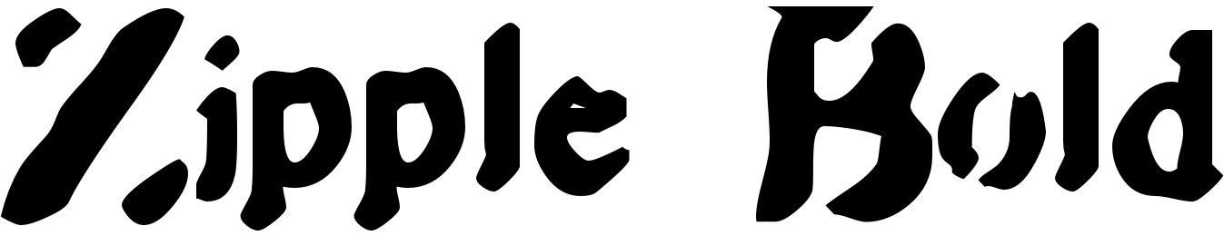 Zipple Bold
