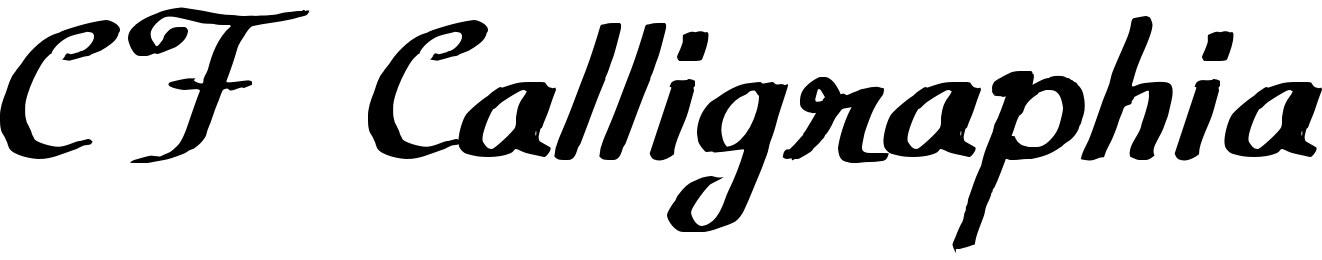 CF Calligraphia