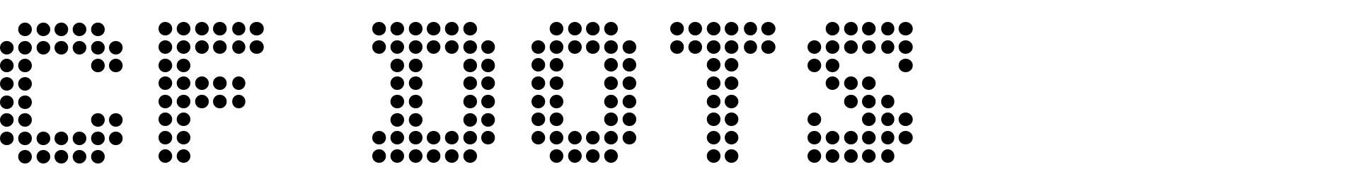 CF Dots 521