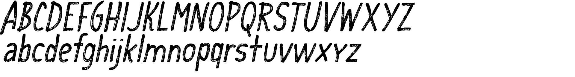 CF School Handwriting