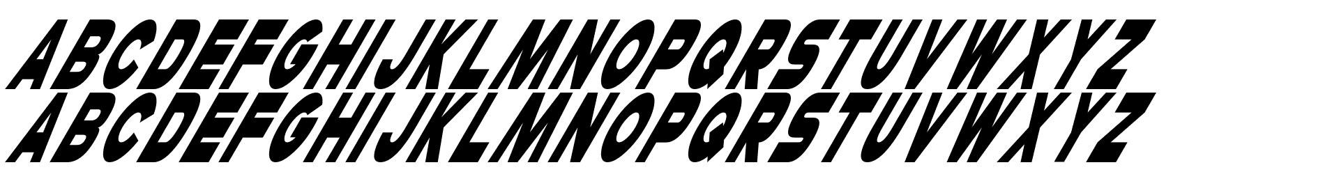 Cheerio Old Chap Italic