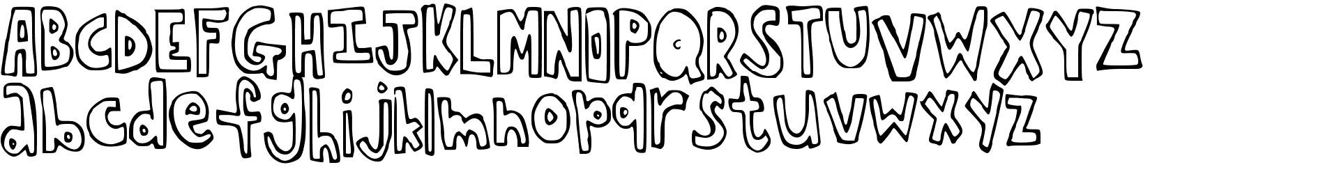 chopstickfont