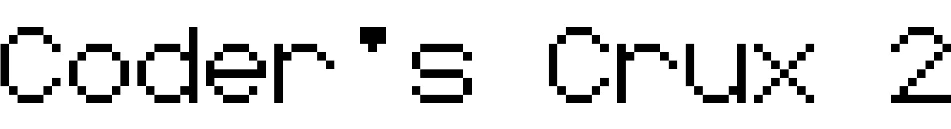 Coder's Crux 2