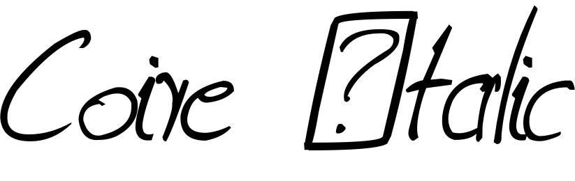 Coire Italic