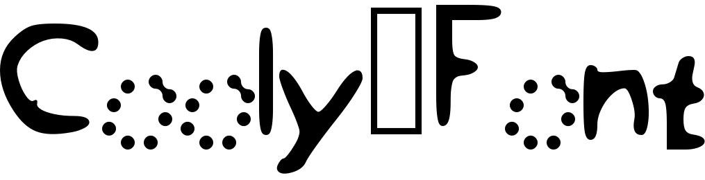 Cooly_Font