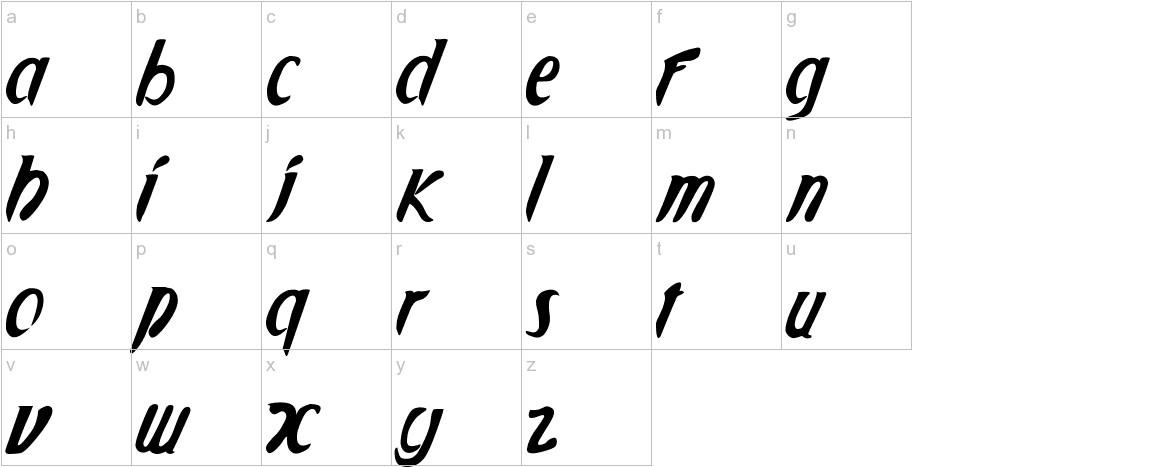 AppleJuiced lowercase