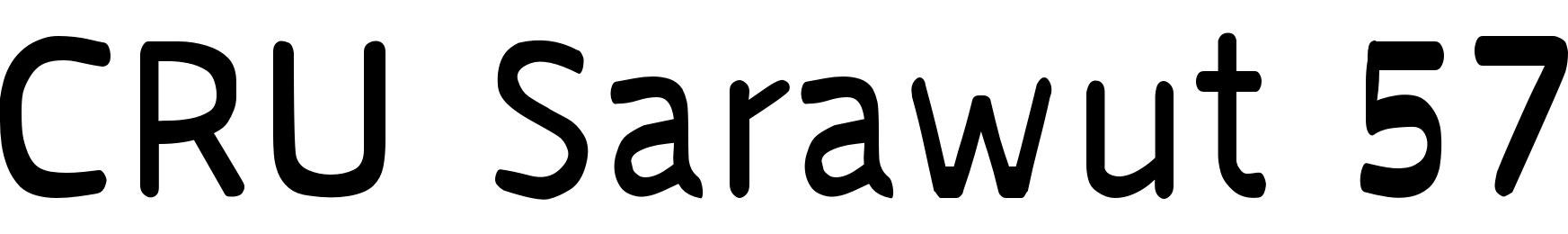 CRU Sarawut 57