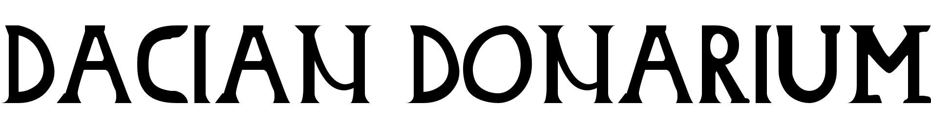 Dacian Donarium