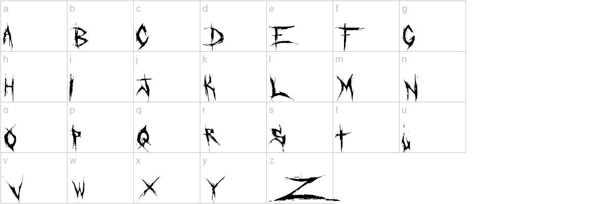 DeadBitch lowercase