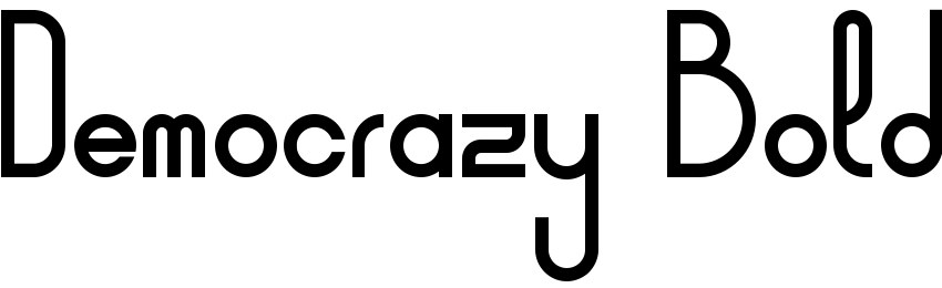 Democrazy Bold