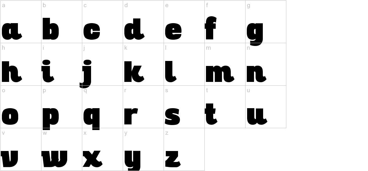 Digitalino lowercase