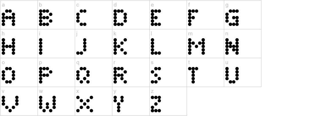 Dimelthoz Mini lowercase