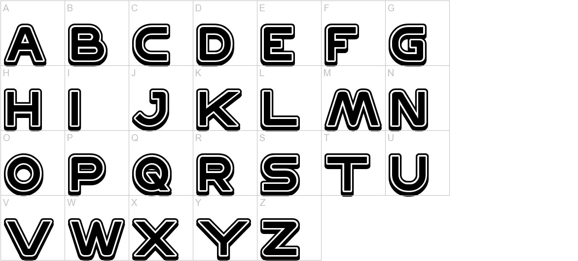 DISCOVERY uppercase