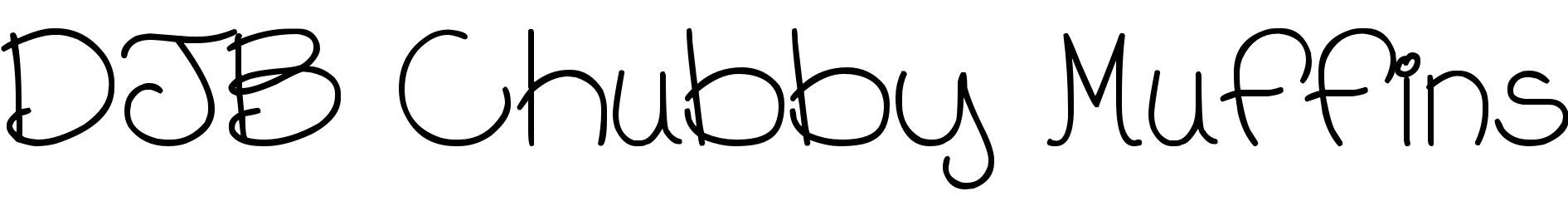 DJB Chubby Muffins