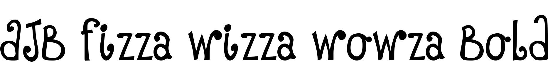 DJB Fizza Wizza Wowza Bold