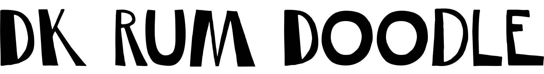 DK Rum Doodle