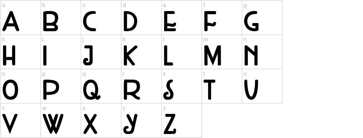 DK Weltschmerz lowercase