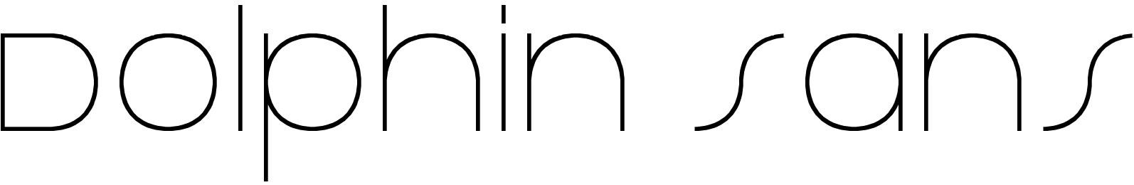 Dolphin Sans