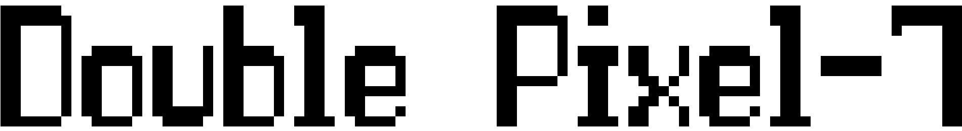Double Pixel-7