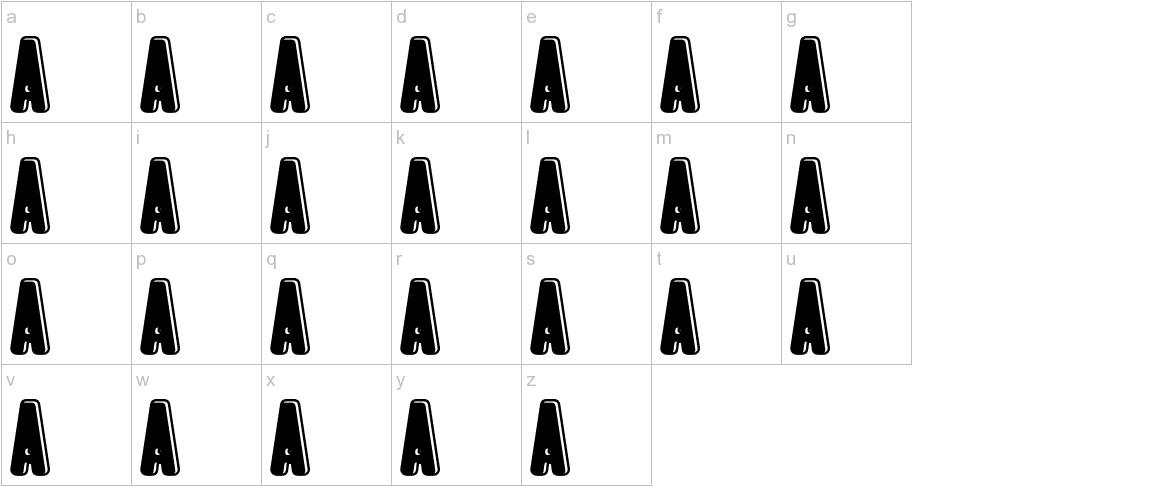 dPopper lowercase