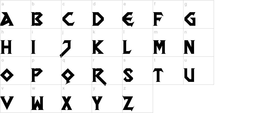 DragonSlapper lowercase