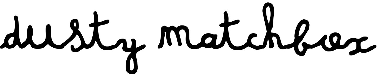 Dusty matchbox