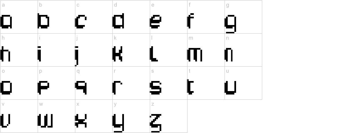 EdekaSupertoll lowercase