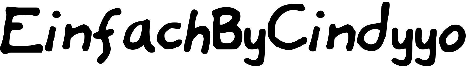 EinfachByCindyyo