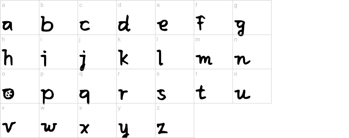 ElicLovesBiscuit lowercase