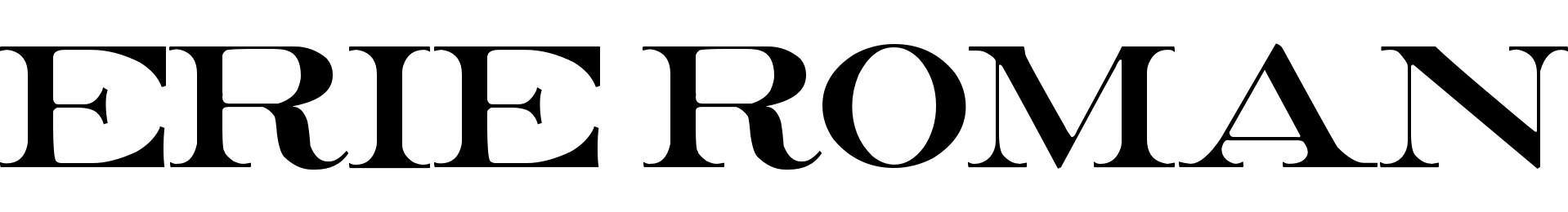 Erie Roman