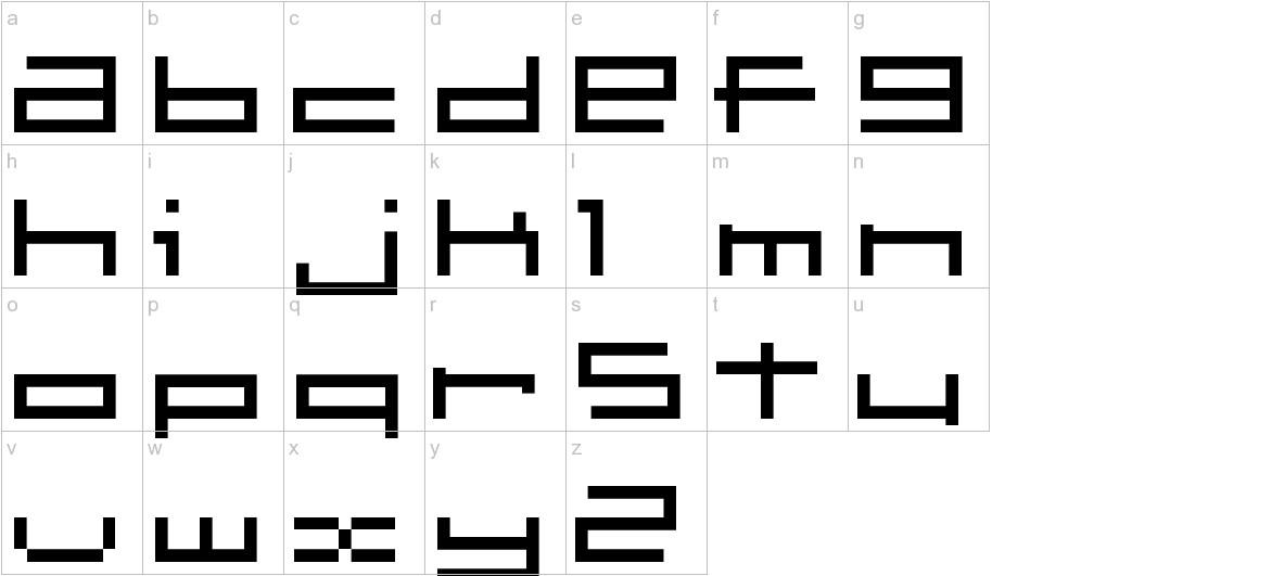brickle lowercase