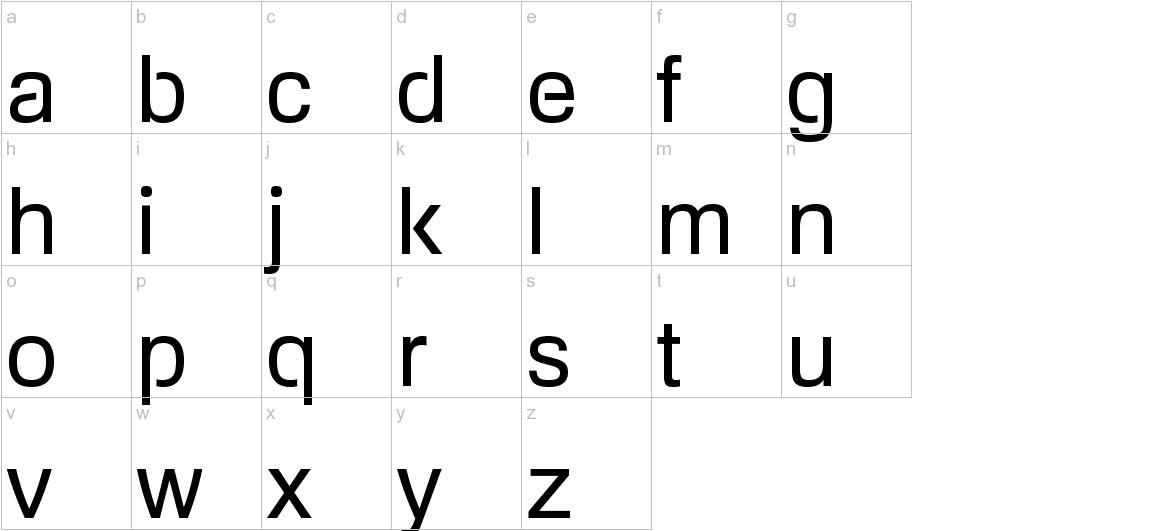 Foobar Pro lowercase