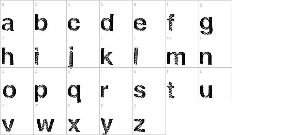 FrenchDisco lowercase