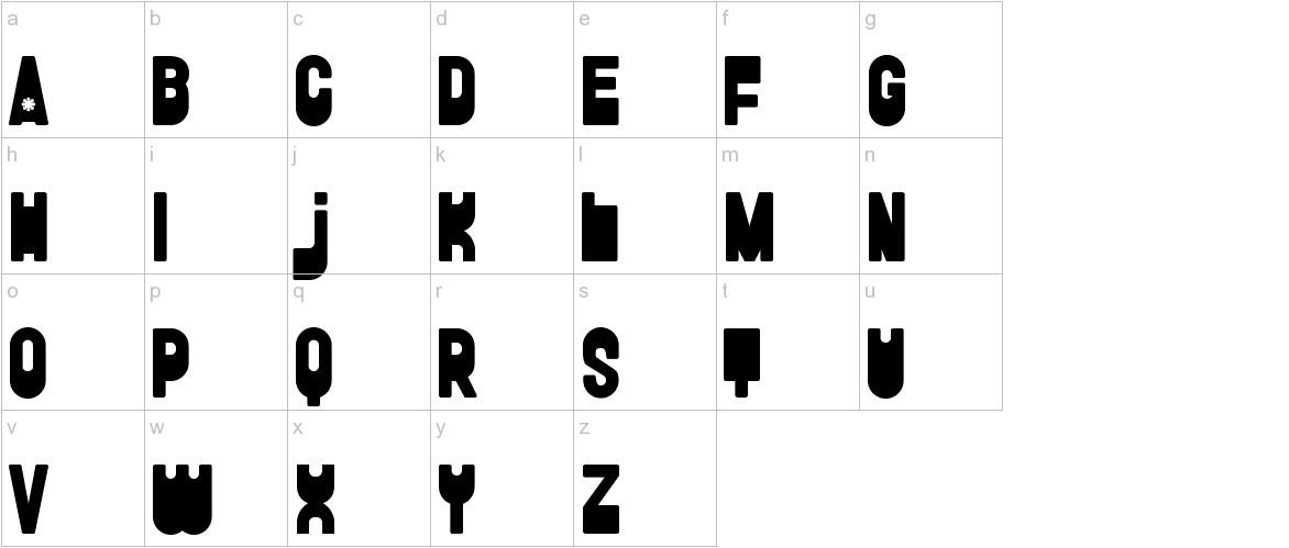FunGhetto lowercase