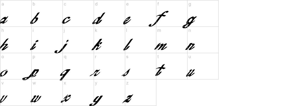 GoldFinger lowercase