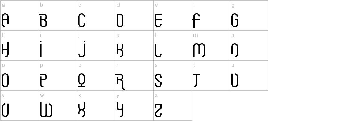 Griefmachine lowercase