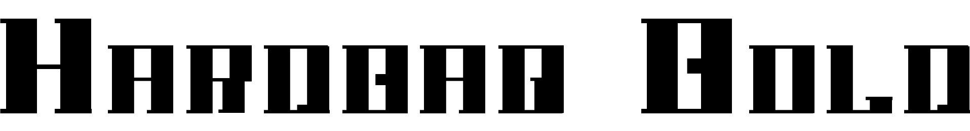 Hardbaq Bold