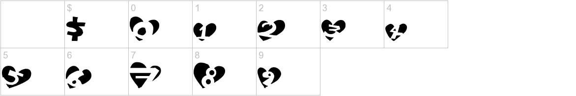 HeartBaller characters