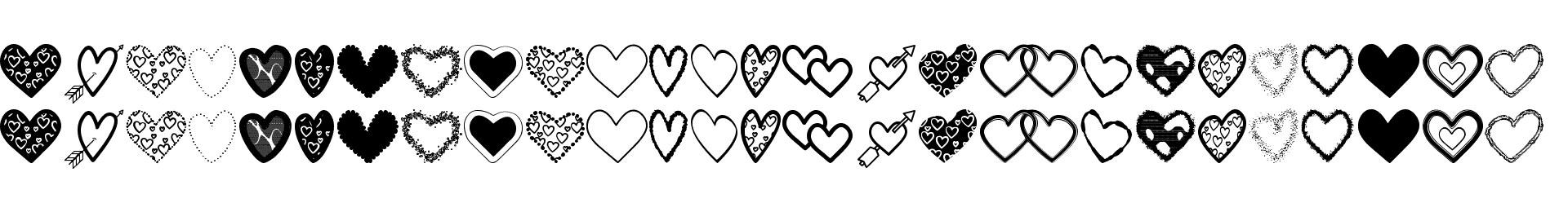Hearts Shapes Tfb