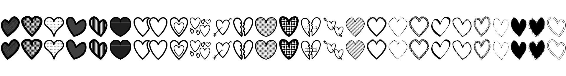 Hearts St