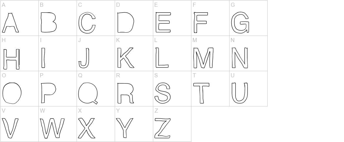 Helveticamazing uppercase