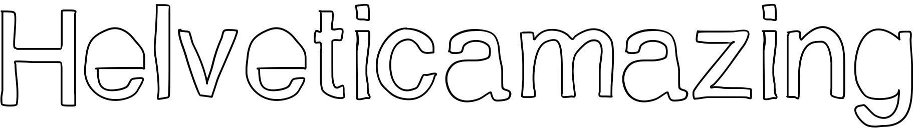 Helveticamazing
