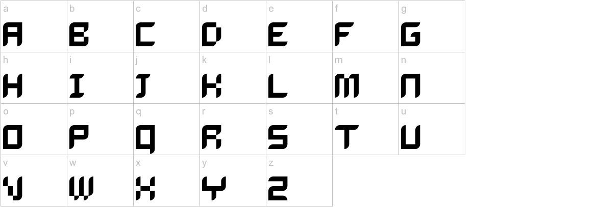 Dalila lowercase