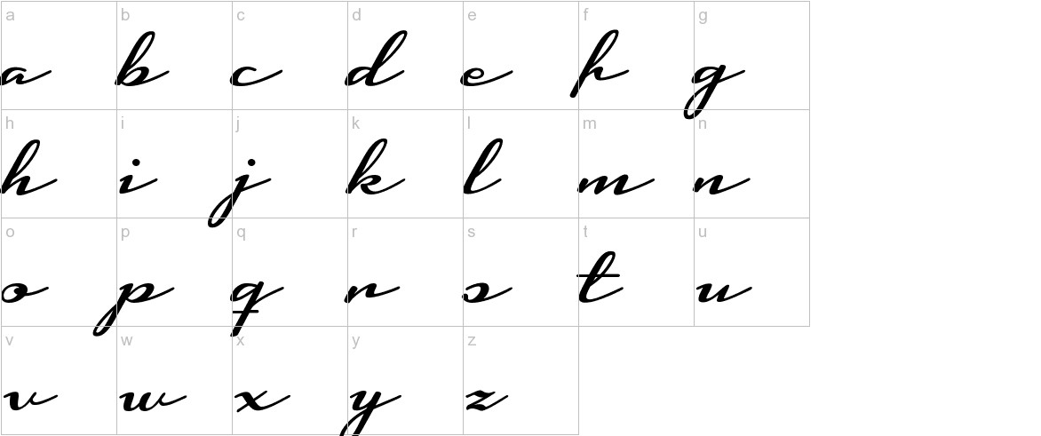 Housegrind lowercase