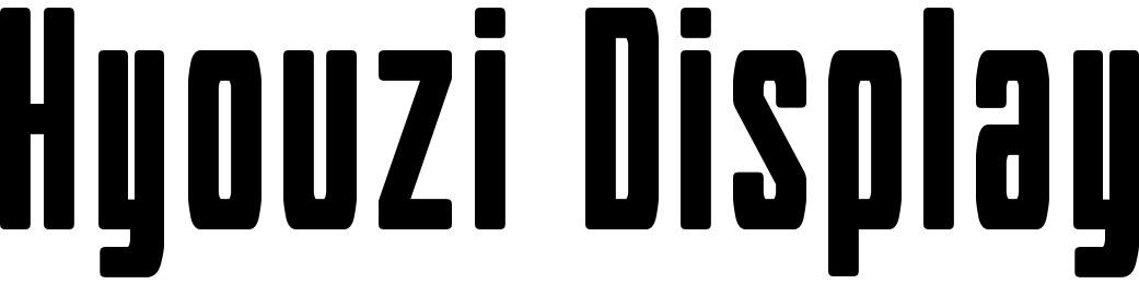 Hyouzi Display